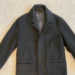 J Crew Thinsulate University Jacket Black Size M